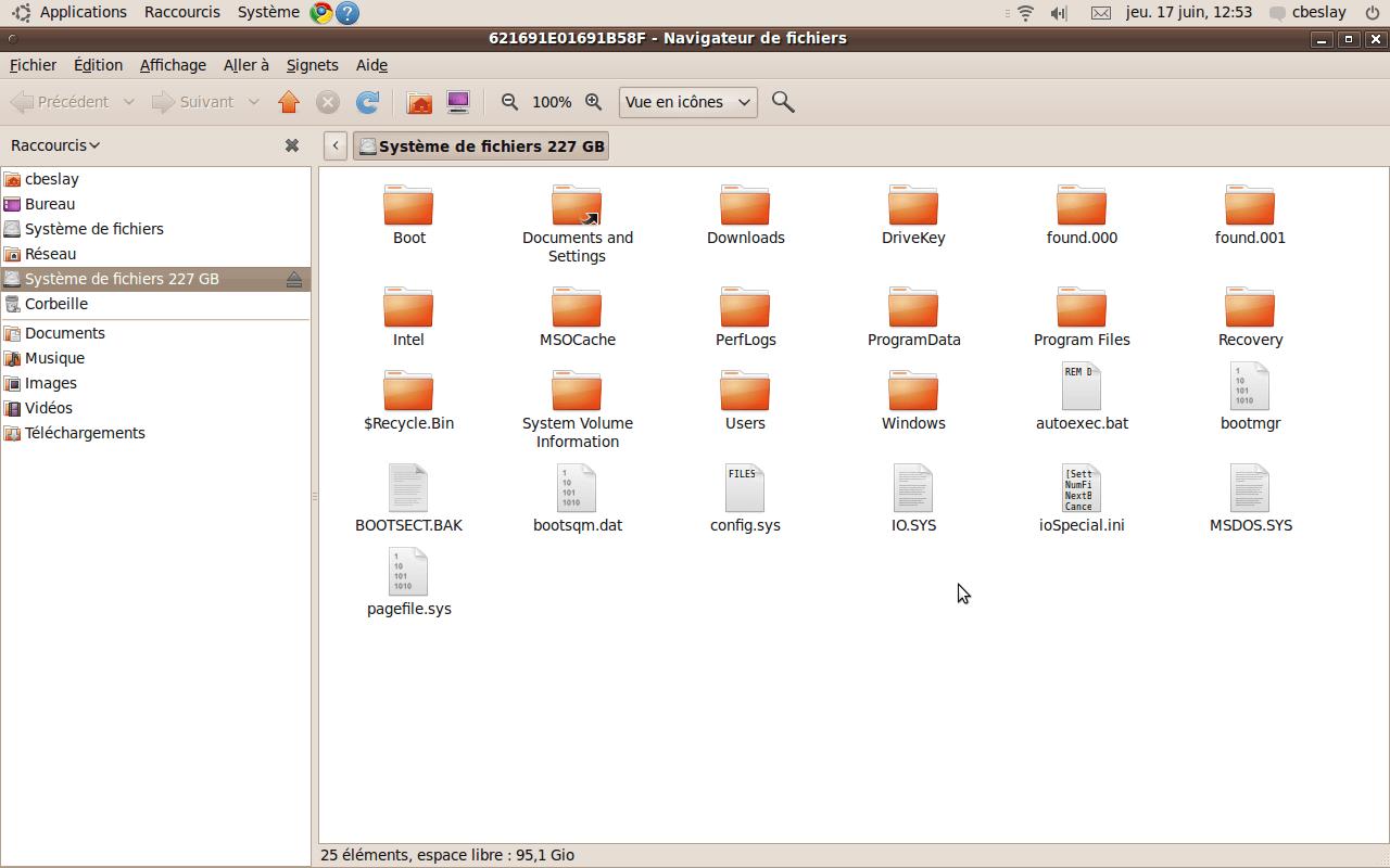 Hack mot de passe windows 8