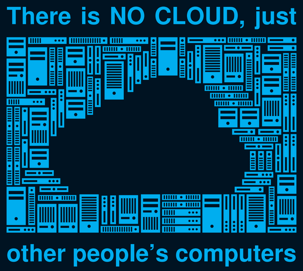there-is-no-cloud